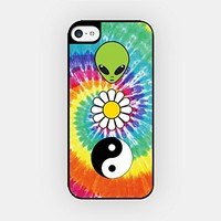 for iPhone 6 - High Quality TPU Plastic Case - Alien - Daisy - YinYang - Tie Dye - Hipster