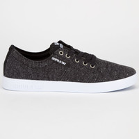 Supra Stacks Ii Mens Shoes Grey/Black/White  In Sizes