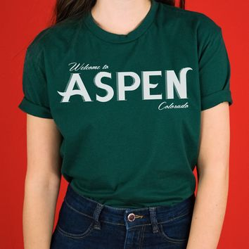 Aspen Colorado Shirt