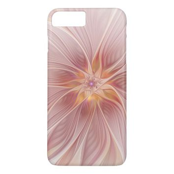 Soft Floral Summer Dream Abstract and Modern Art iPhone 7 Plus Case