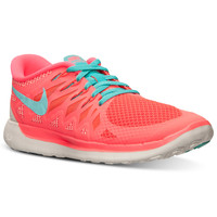 Nike Women's Free 5.0 2014 Running Sneakers from Finish Line