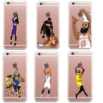 NBA star phone case