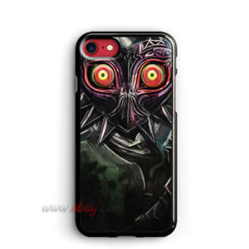 Legend of Zelda iPhone Cases Majora Mask Samsung Galaxy Phone Case iPod cover