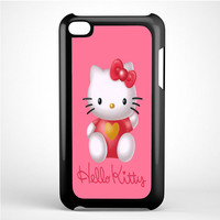 Hello Kity Love Suit iPod Touch 4 Case
