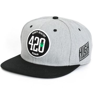 Redman x Mighty Healthy 420 Snapback Hat
