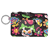 Midnight with Mickey Zip ID Case by Vera Bradley