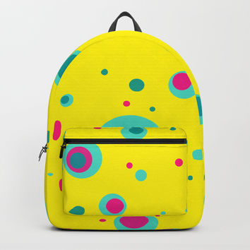 Summer Bubbles Backpack by edrawings38