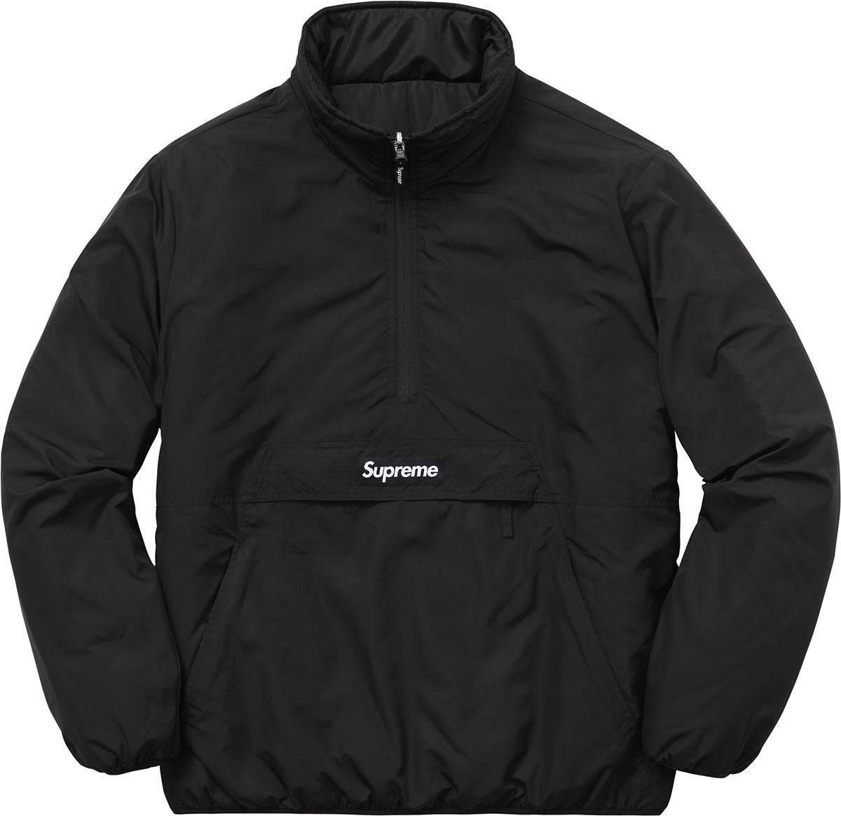 supreme reversible pullover puffer from supreme outer. Black Bedroom Furniture Sets. Home Design Ideas