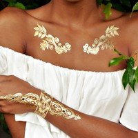 Flash Tattoos Sheebani Tattoo Pack