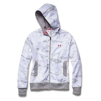 Under Armour UA Camo Full Zip Hoody - Women's