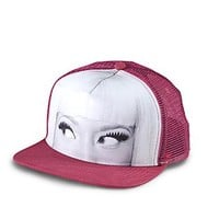 Nicki Minaj Women's Trucker Hat - Eyes