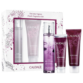 Caudalie The des Vignes Fresh Fragrance Set