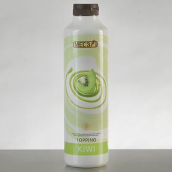 Ice Cream Topping Mix in Kiwi