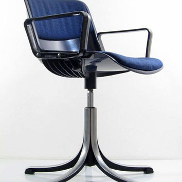 Osvaldo Borsani Tecno Modus adjustable desk Chairs - fifties, herman miller, vintage, sixties, retro, arne jacobsen,nelson, perriand, prouve