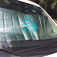Custom Car Sunshade