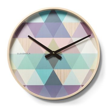 Tonic Wall Clock by Cloudnola
