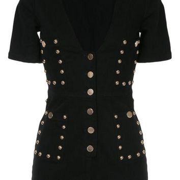 DCCKIN3 Alice Mccall All Day All Night Playsuit