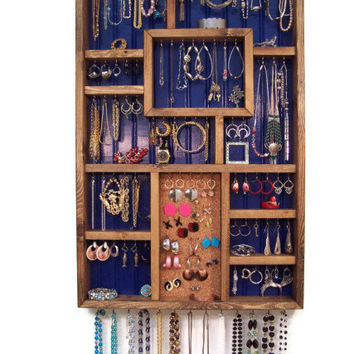 Wall Jewelry Organizer