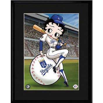 Kansas City Royals MLB Betty On Deck Collectible