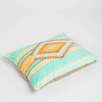Bianca Green For DENY Fiesta Teal Pet Bed | Urban Outfitters