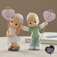 Personalized Precious Moments Figurines - Gift of Love - Valentine's Day Gifts