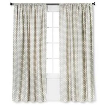 Woven Window Curtain Panel - Nate Berkus™