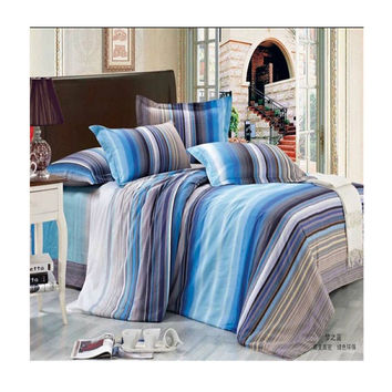 Bed Quilt Duvet Sheet Cover 4PC Set Upscale Cotton 100% 018