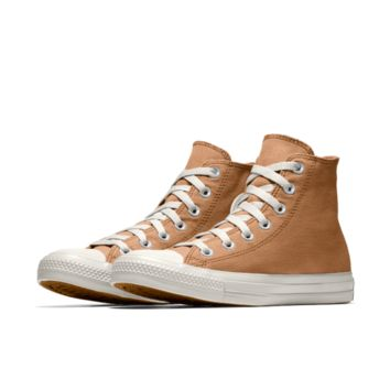 The Converse Custom Chuck Taylor All Star High Top Shoe.