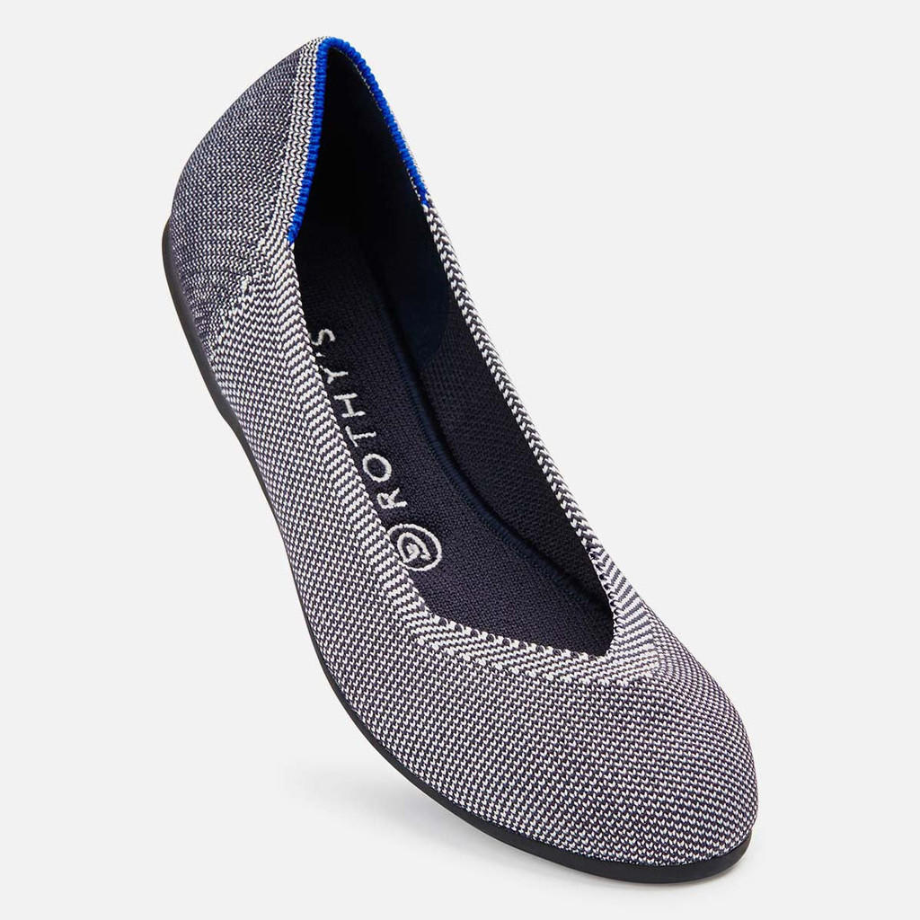 The Flat From Rothys Com Shoes