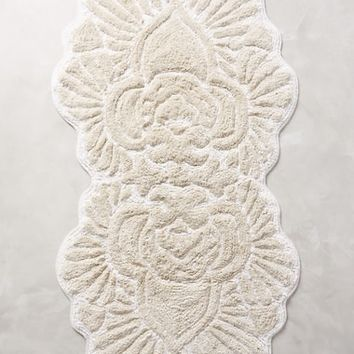 Anthropologie Marseille Shaped Bath Rug | Nordstrom