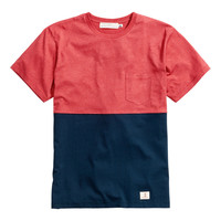 H&M - Color-block T-shirt -