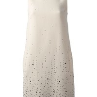 Christopher Kane embellished crepe dress
