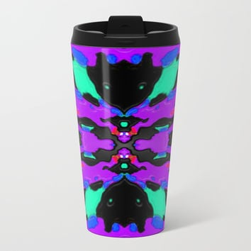 Vibration Metal Travel Mug by Phinilez