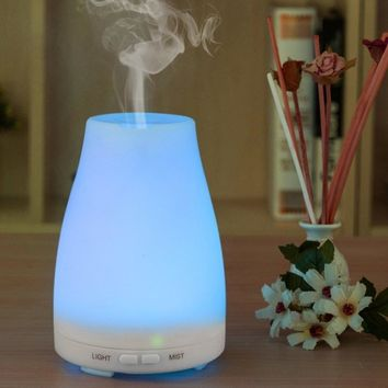 Color Changing Ultrasonic Humidifier