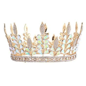 """Natasha"" Romantic Vintage Birthday Tiara"