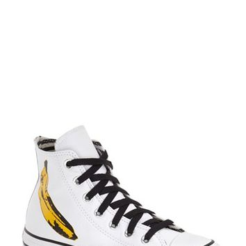 Women's Converse Chuck Taylor All Star Andy Warhol Collection High Top Sneaker,