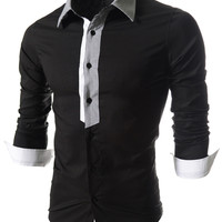 "The ""Windsor"" Stretchy Dress Shirt"