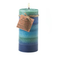 Soothing Aroma Pillar Paraffin Candle 3x6