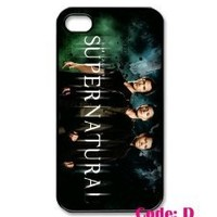 Supernatural TV Series, Jensen, Jared, Misha Iphone 5 Case Cover New Design,best Iphone Case diycellphone Store
