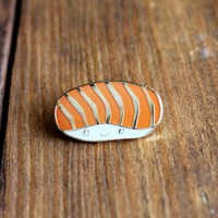 Supermarket: Sushi Lapel Pin from crywolf