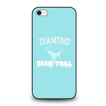 DIAMOND BEEN TRILL iPhone SE Case Cover
