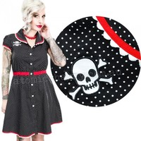 Sourpuss Out Of Luck Dress | Cute Vintage Inspired Dress