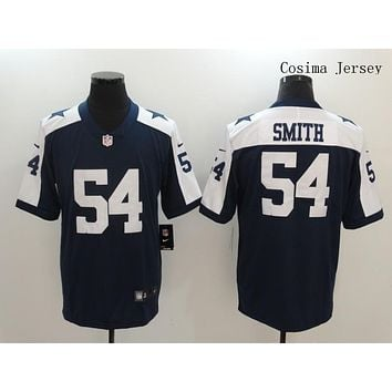 Danny Online Nike NFL Men's Vapor Untouchable Football Jersey Dallas Cowboys #54 Jaylon Smith