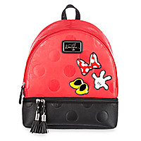 Minnie Mouse ''Minnie Mania'' Backpack - Disney Boutique
