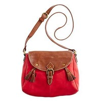 The Tassel Satchel - bags - Women's ACCESSORIES - Madewell