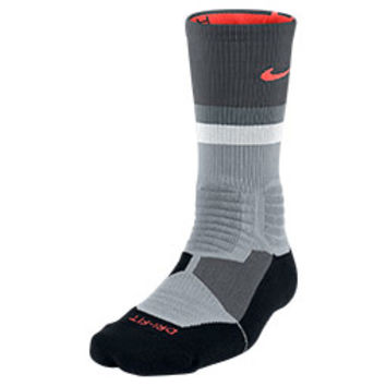 Men's Nike Hyper Elite Fanatical Crew Socks- Large