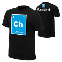 WWEShop: Christian Vital Element Men's Authentic T-Shirt