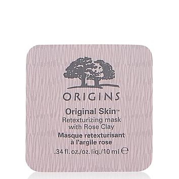 Original Skin™ Retexturizing Mask 10ml | Origins™ | M&S