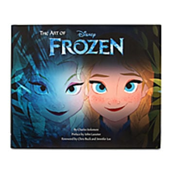 The Art of Frozen Book