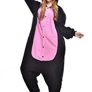 Halloween Unisex Adult Pajamas for Cosplay Costume Sleepsuit
